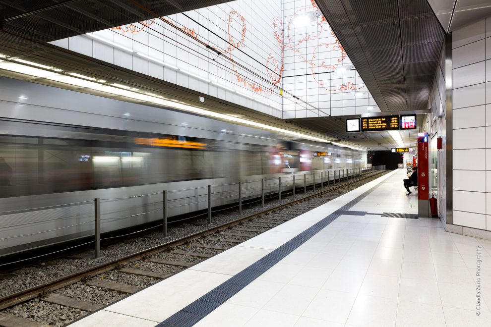 Wehrhahnlinie der Rheinbahn