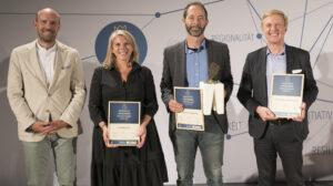 EVVA gewinnt den TRIGOS in der Kategorie Klimaschutz