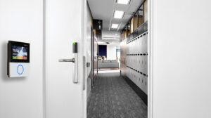 SALTO Systems, GANTNER und contidata stellen auf der SicherheitsExpo Systemlösungen für Zutrittskontrolle, Schrankschließsysteme, Payment und Ticketing aus.
